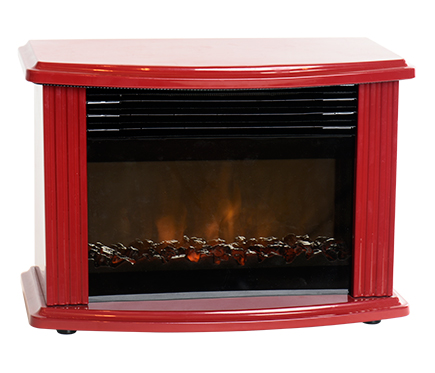 EDCO mini fireplace leroy